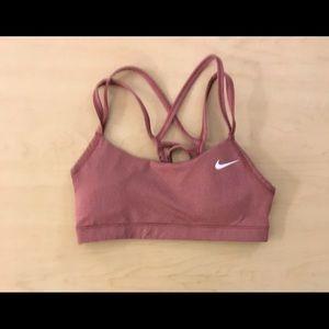 Nike Strappy Low Impact Sports Bra